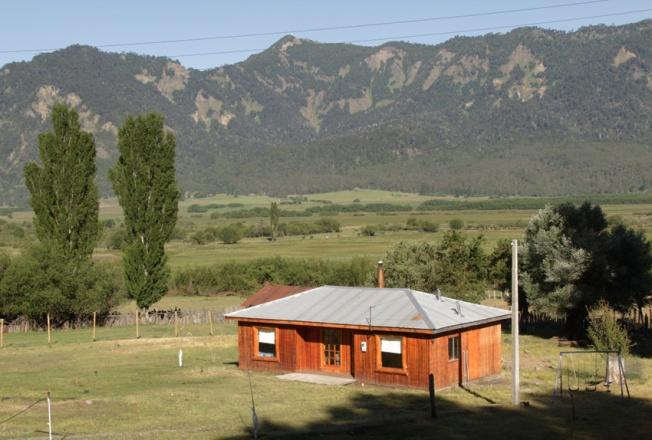 Cabaña La esperanza en Lonquimay